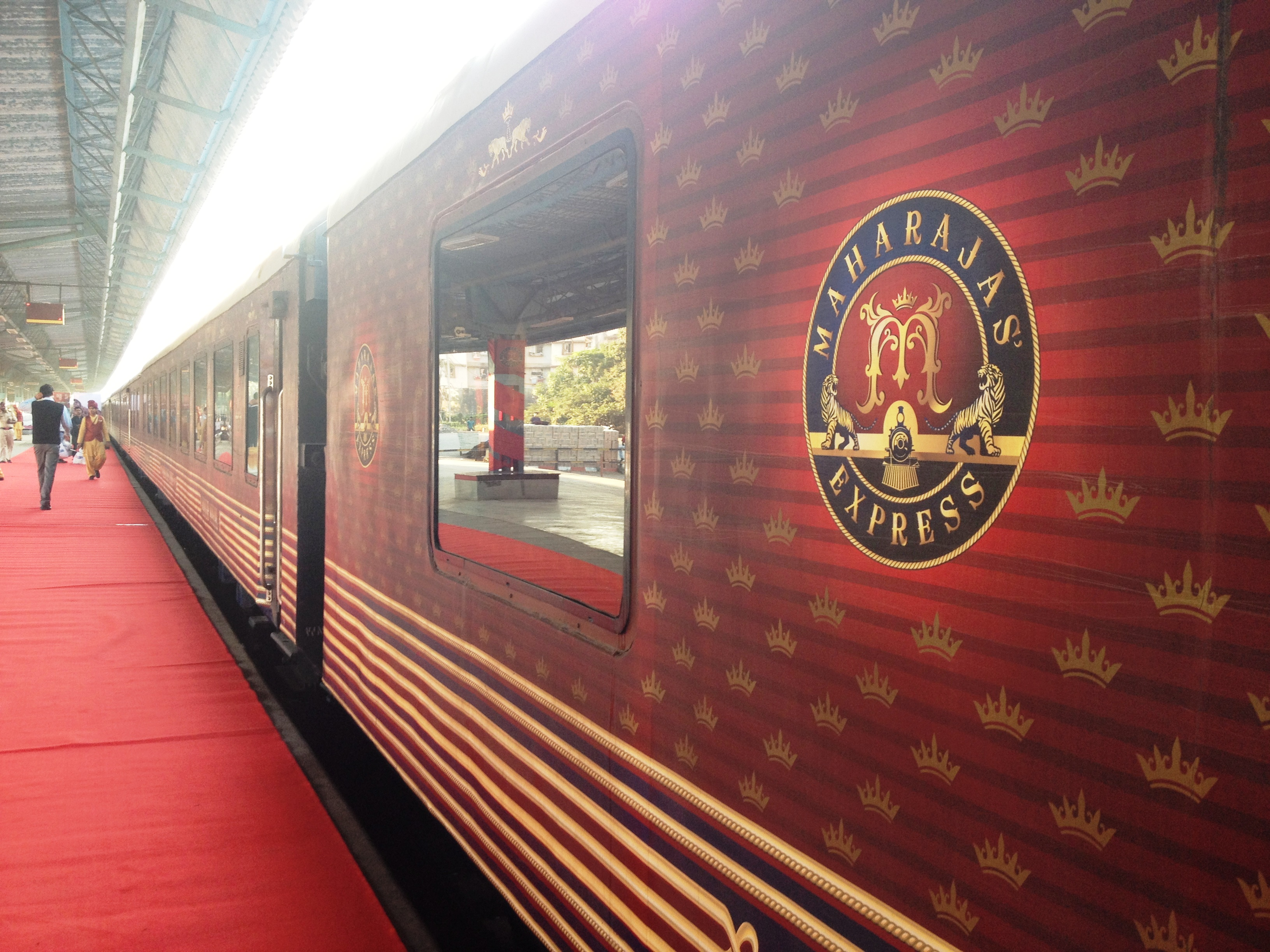 maharajas express review rajasthan like royalty onboard a luxury