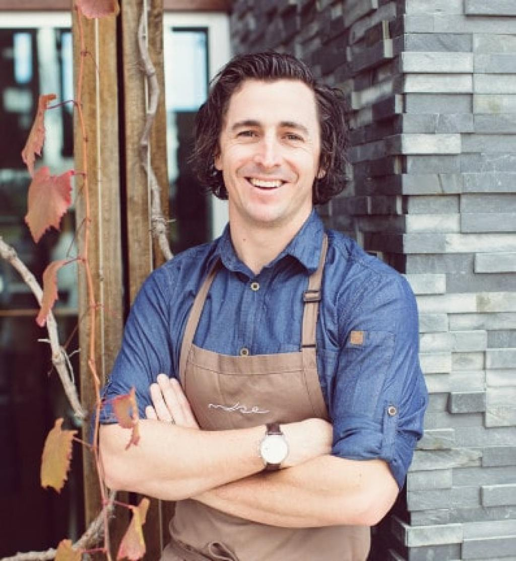 Chef Troy, Muse Restaurant