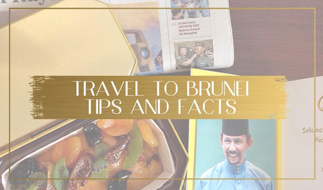 Travel to Brunei main