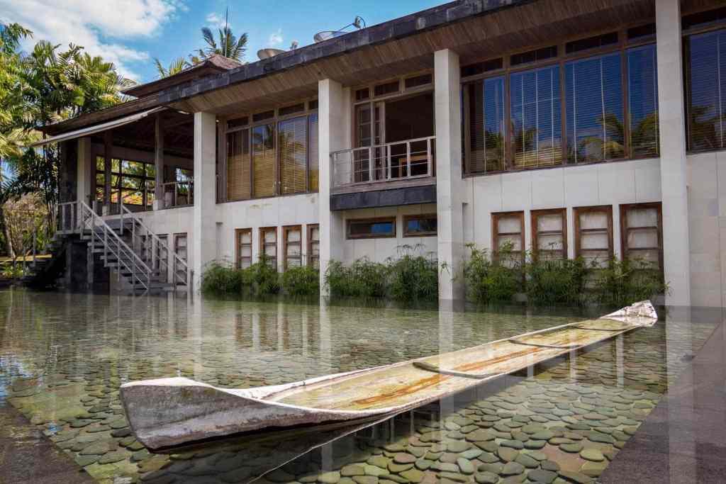 Chapung Se Bali reception
