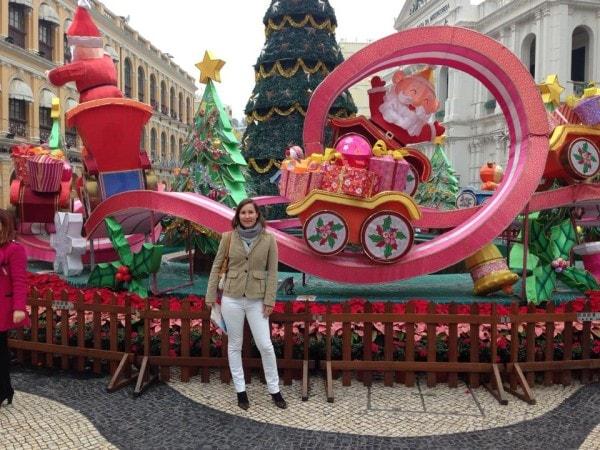 Christmas in Macau