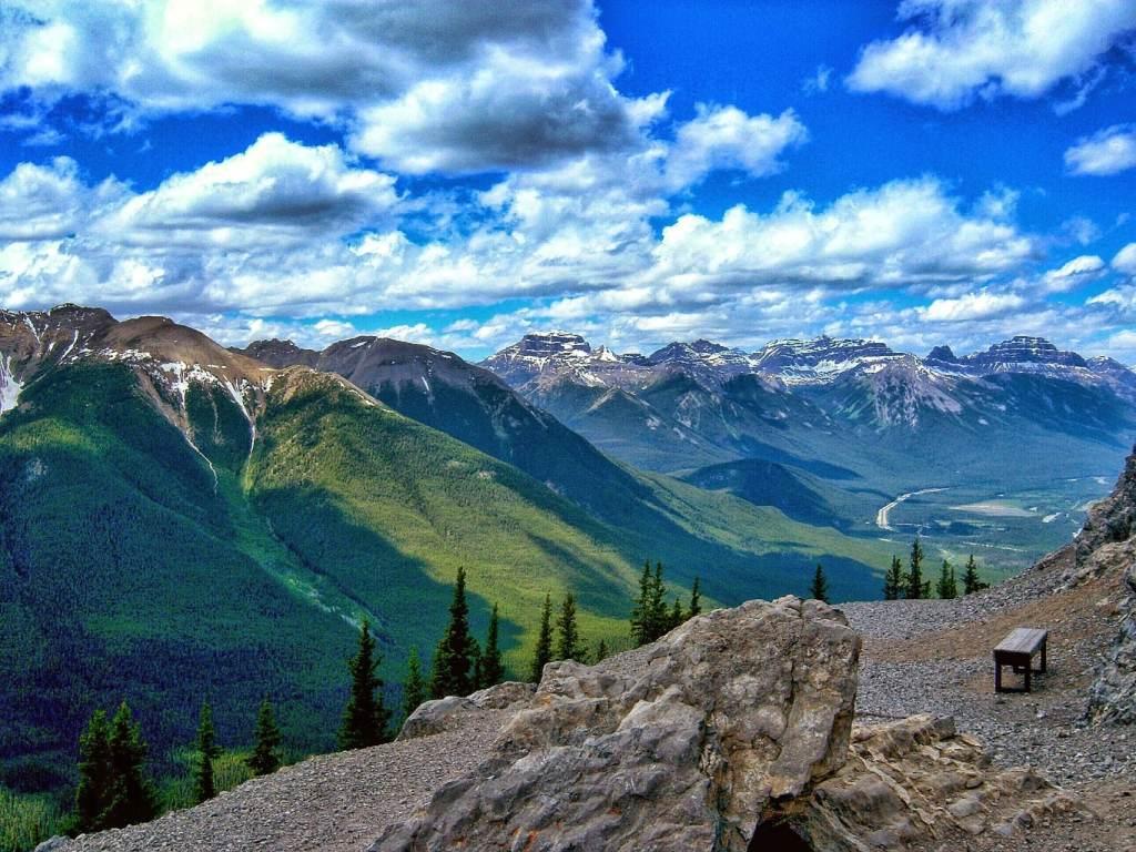 Banff BC Canada