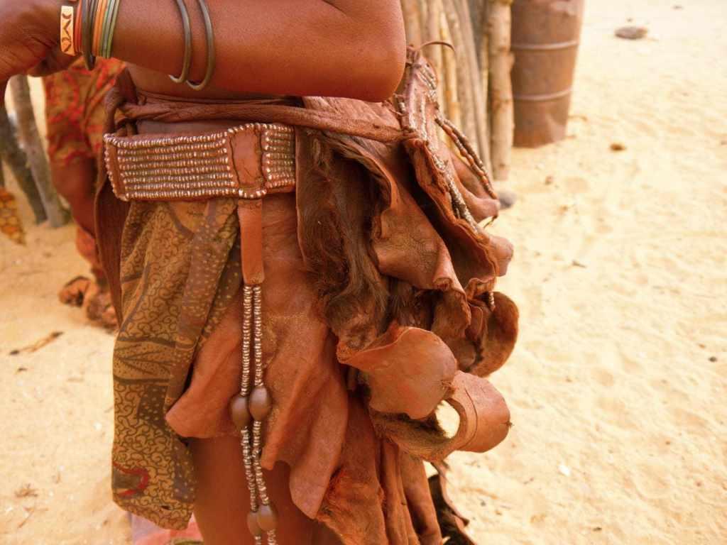 Himba dress