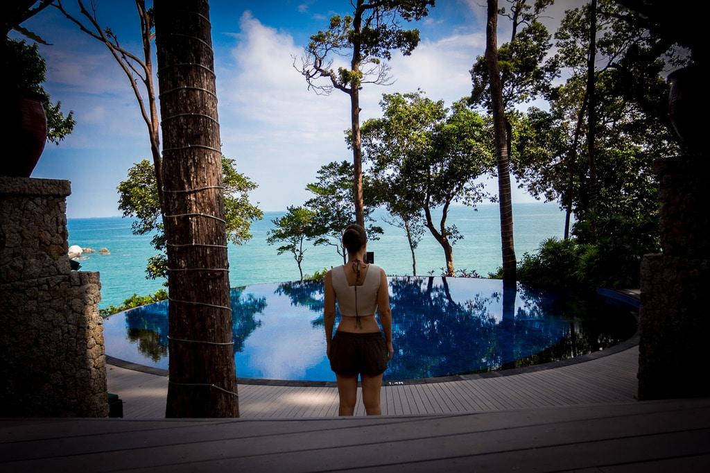 Banyan Tree Bintan Treetops Pool