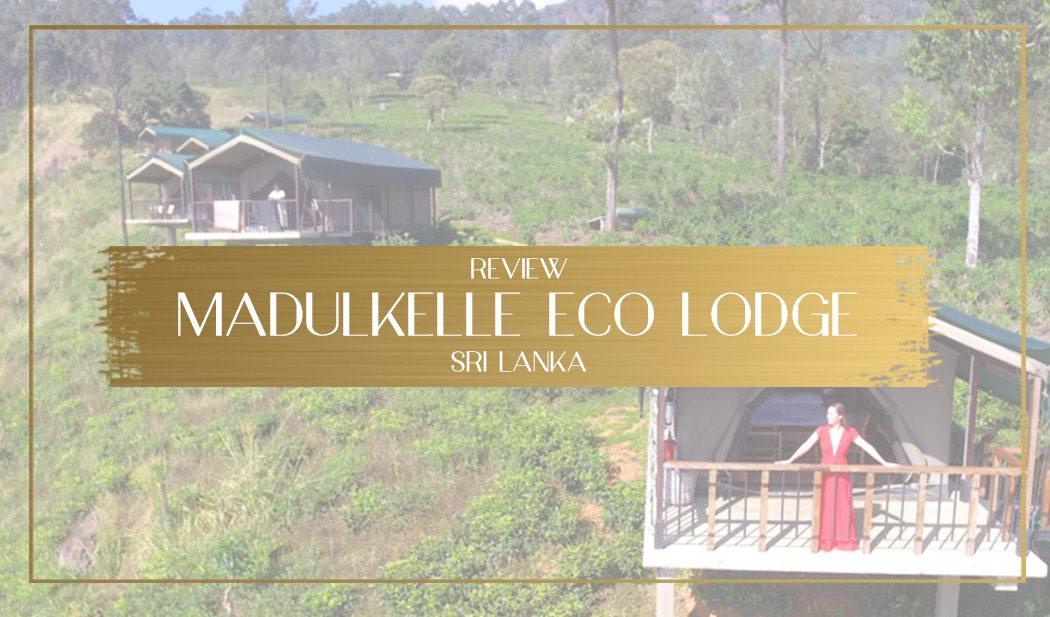 Madulkelle Eco Lodge main