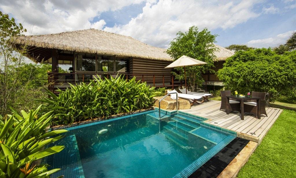 itinerary of Sri Lanka Ulagalla Villas