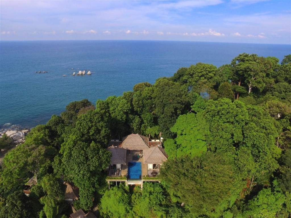 Banyan Tree Bintan review - Pool Villa