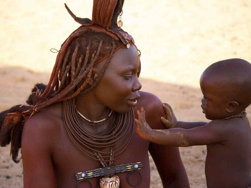 Meeting the Himba