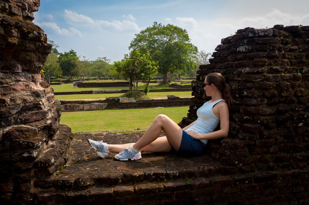 Anuradhapura cultural site