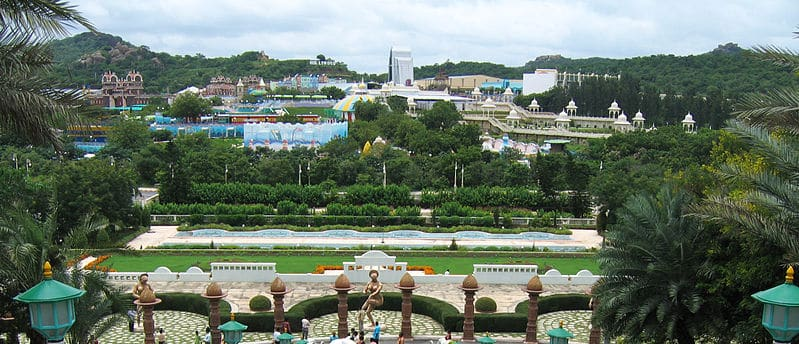 """Ramoji Film City"""