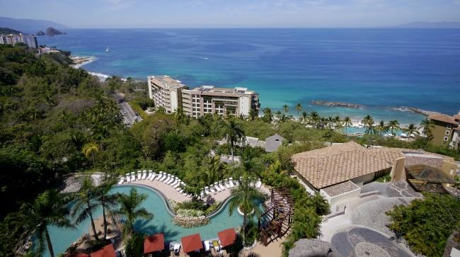 """Garza Blanca Preserve Resort & Spa"""