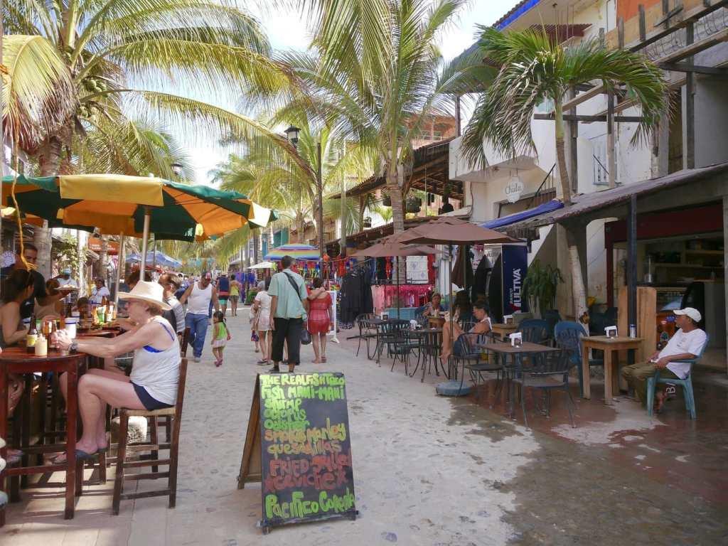 Sayulita streets
