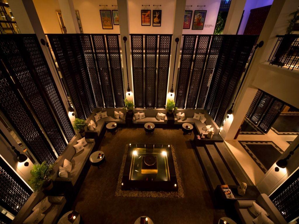 The Siam spa