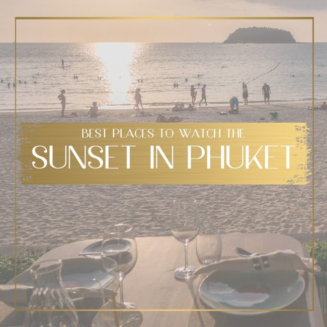 Best places to watch the sunset in Phuket feature