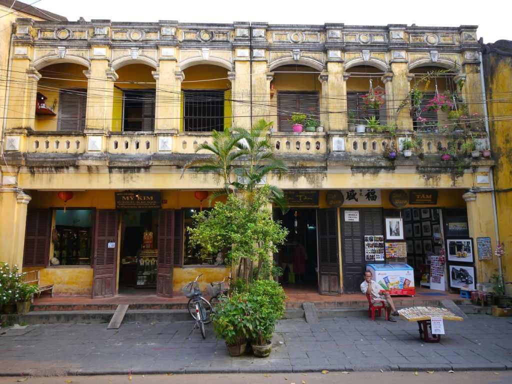 Hoi An buildings