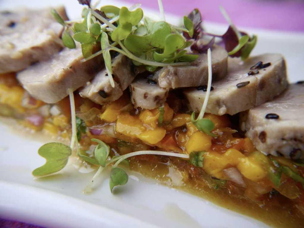 Six Senses Zighy Bay food