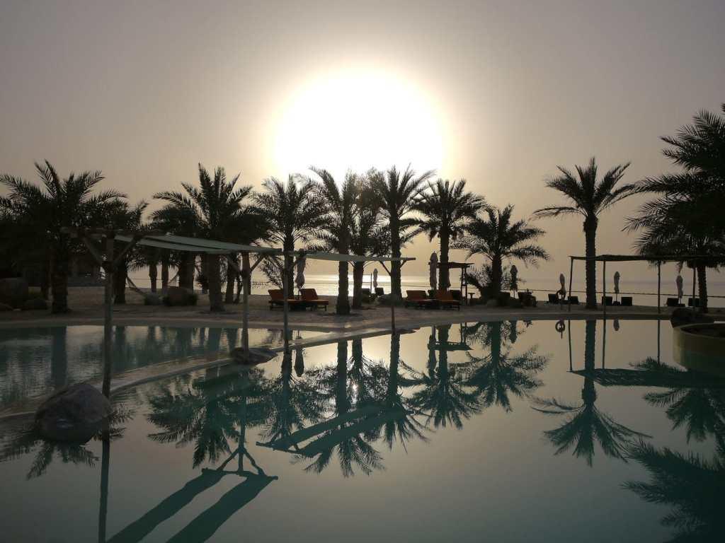 Six Senses Zighy Bay sunrise