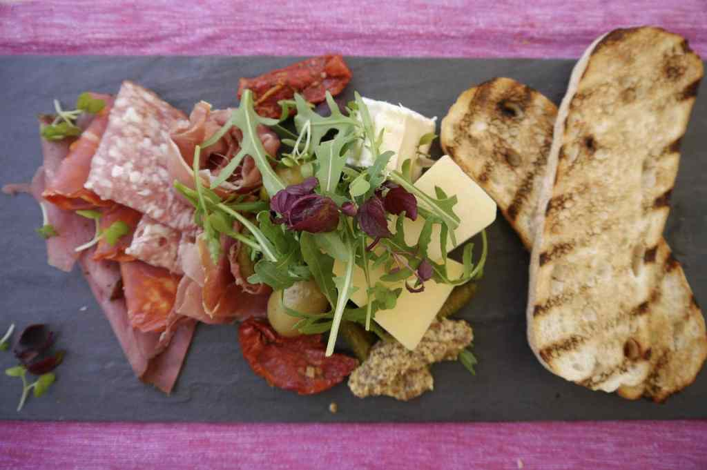 Lunch at Six Senses Zighy Bay