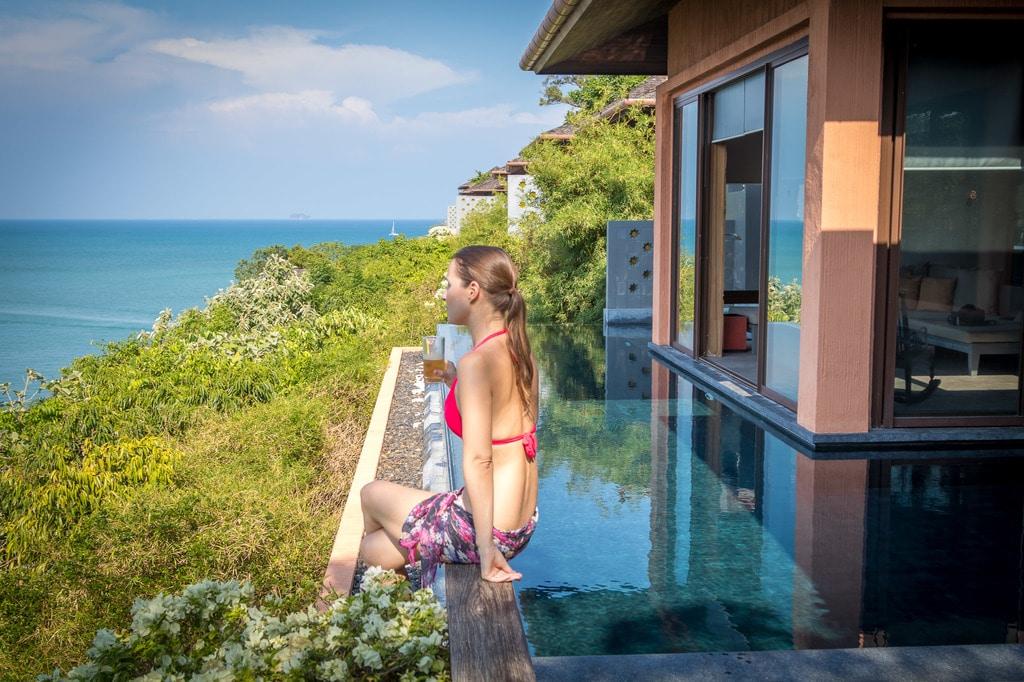 Sri Panwa Luxury Pool Villa
