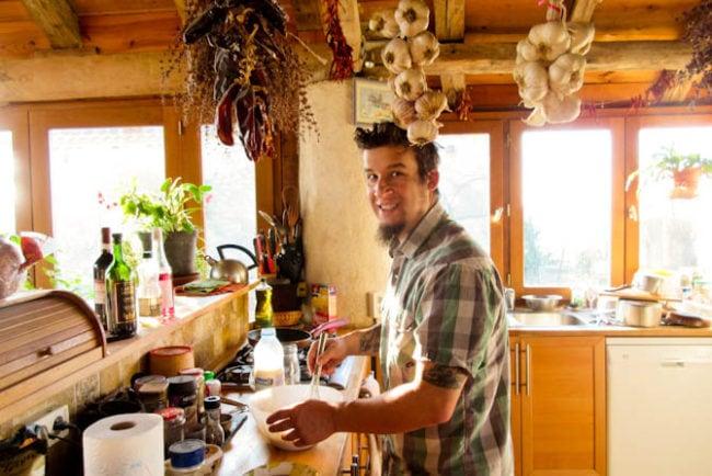 """France kitchen"""