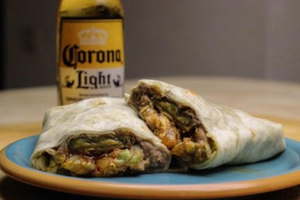 Burrito by Justine