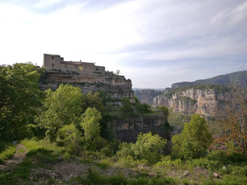 View of Siurana