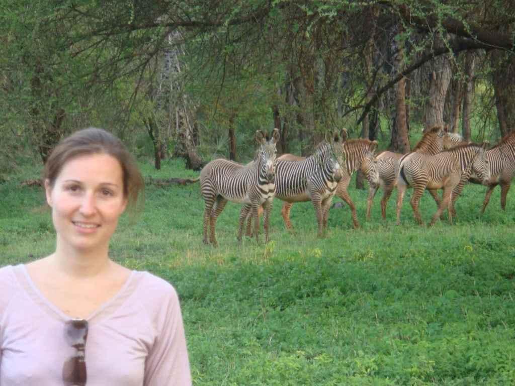 My first safari G&T