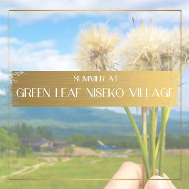 Green Leaf Niseko Village feature