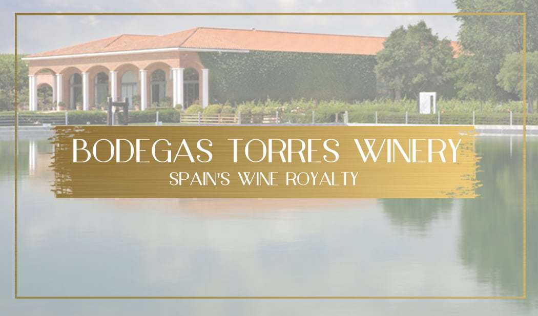 Torres Winery main
