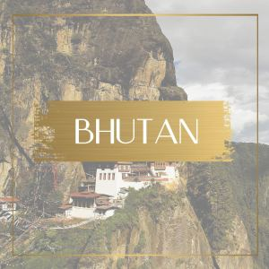 Destinations-Bhutan