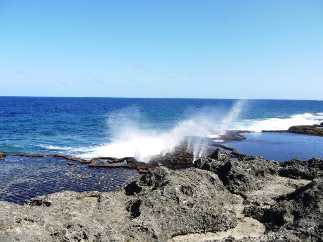 """""""Blowholes in Tonga"""""""