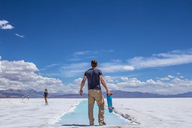 """Uyuni salt flat"" trips of a lifetime"