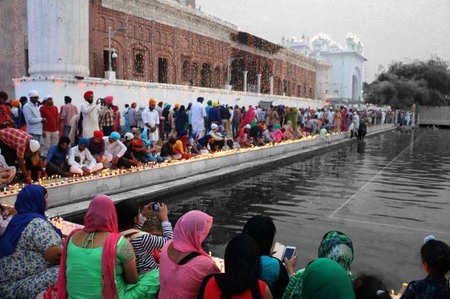 """Ramgarhia Bunga at The Golden Temple in Amritsar"""