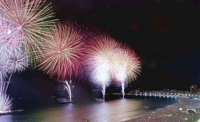 """""""Rio de Janeiro New Years Eve"""""""