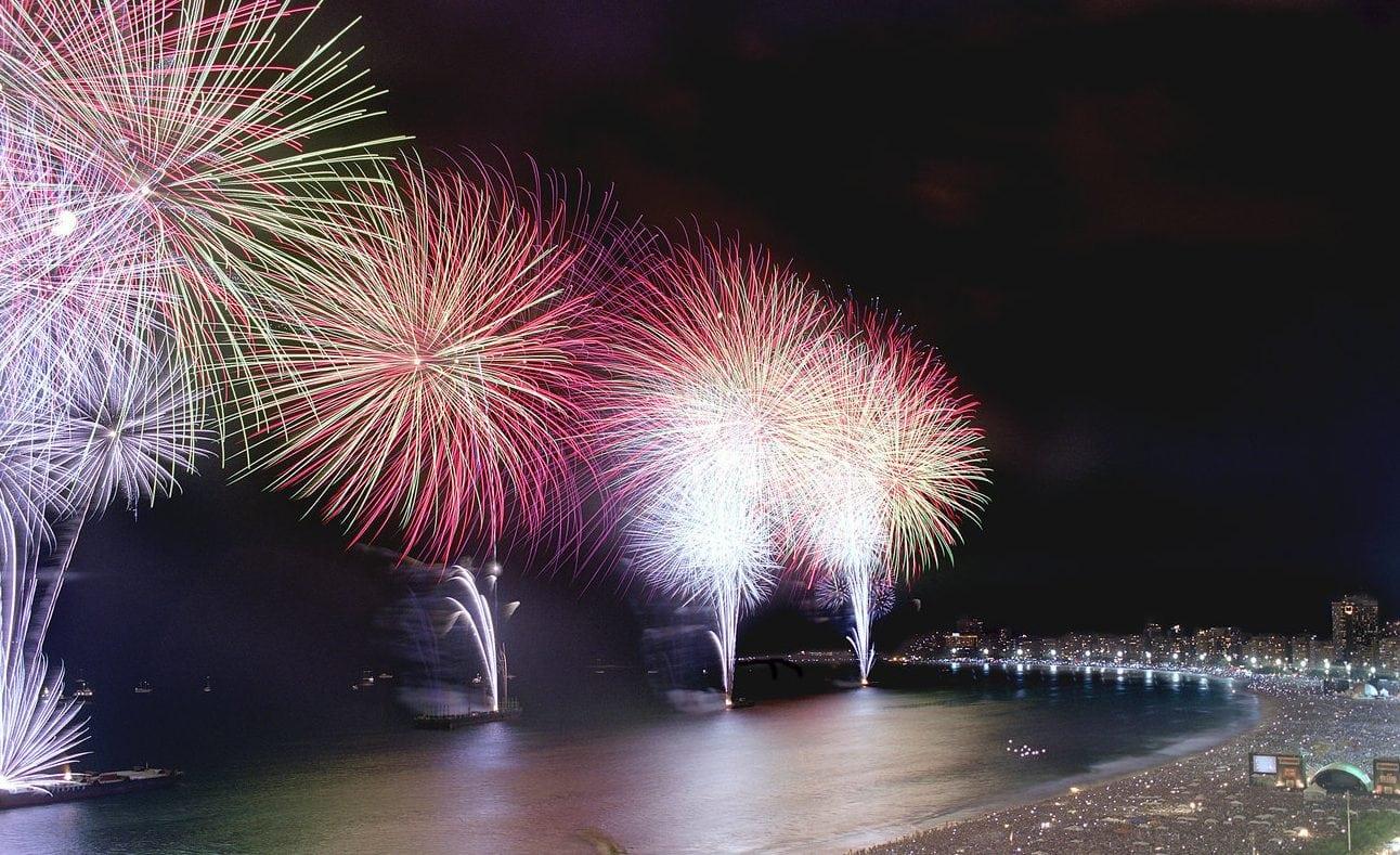 Rio de Janeiro New Years Eve