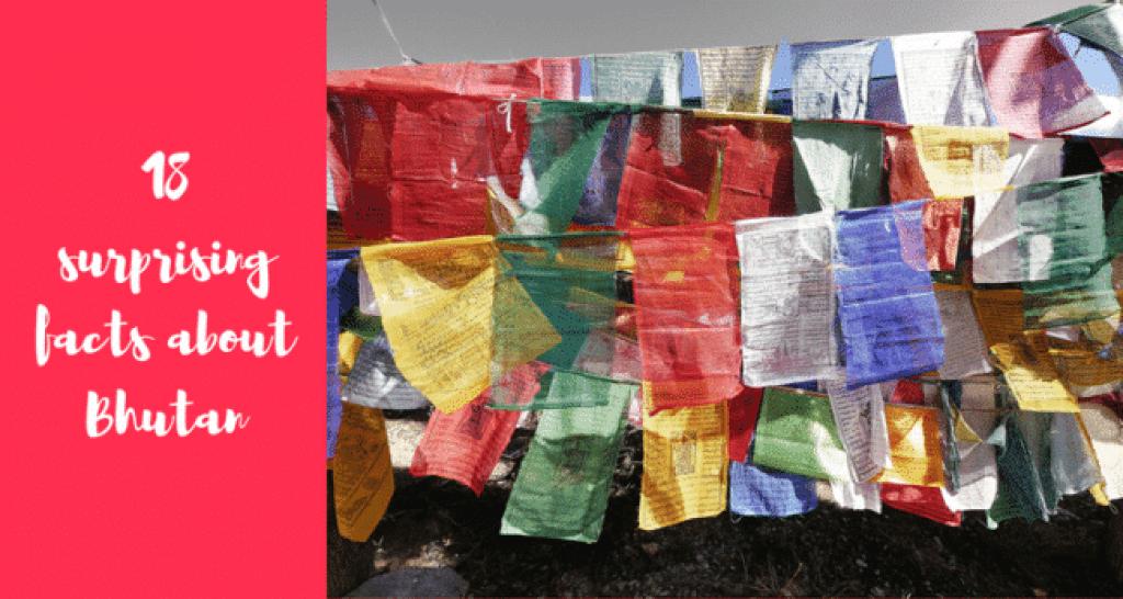 18 surprising facts about Bhutan