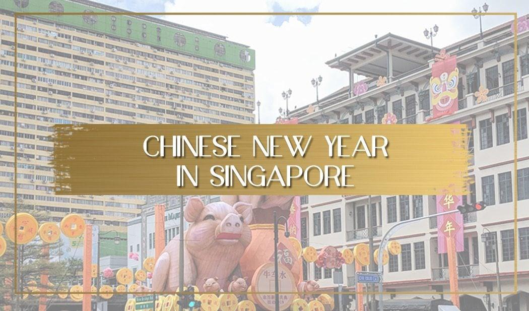 Chinese New Year in Singapore main