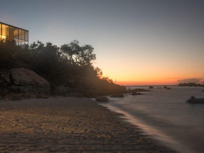 """Sunset on Lizard Island Resort"""