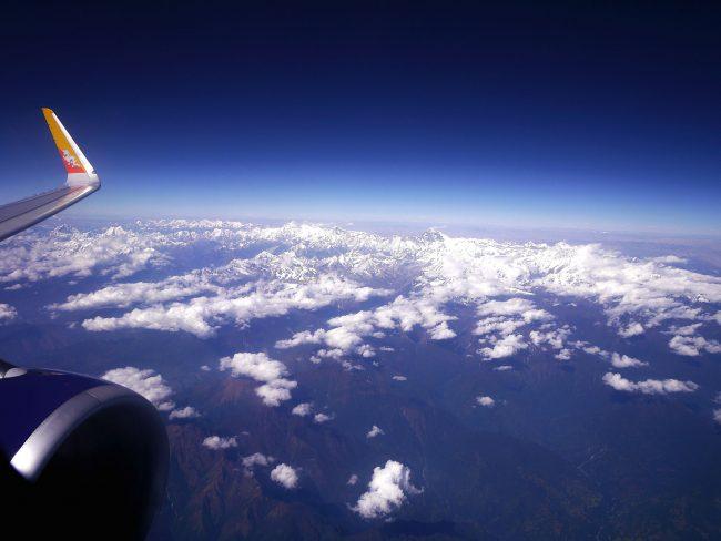 """Himalayas from Delhi to Paro'"