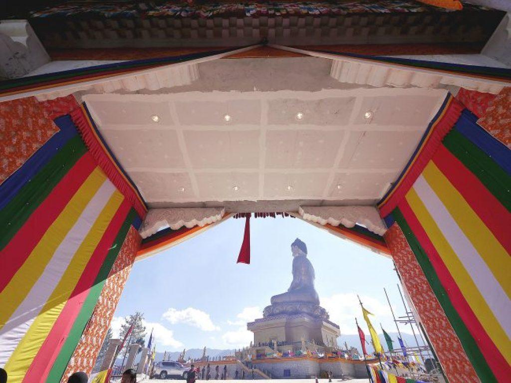 Bhutan Big Buddha
