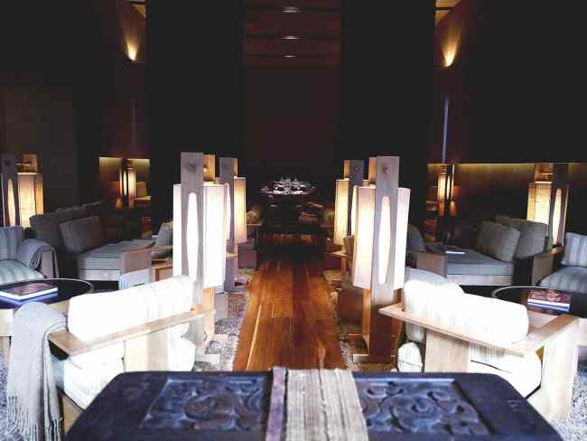 """""""Amankora Thimphu restaurant"""""""