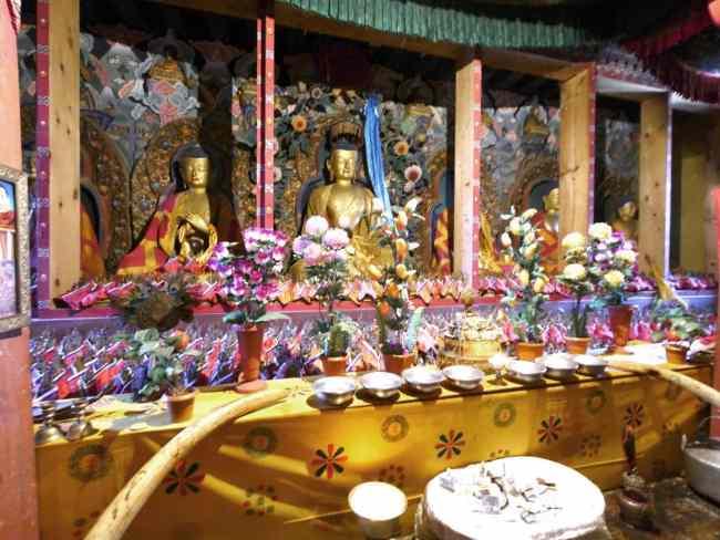 """Gangtey Monastery"""