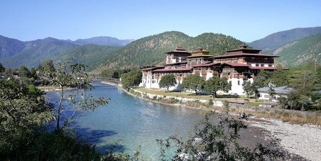 'Punakha Dzong'