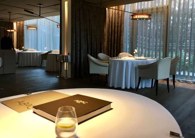 Review of abac restaurant in barcelona with 2 michelin stars - Restaurant abac barcelona ...