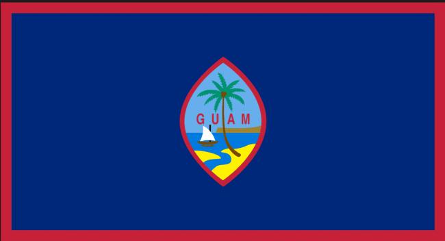 """Guam flag"""