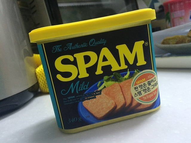 """""""Spam"""""""