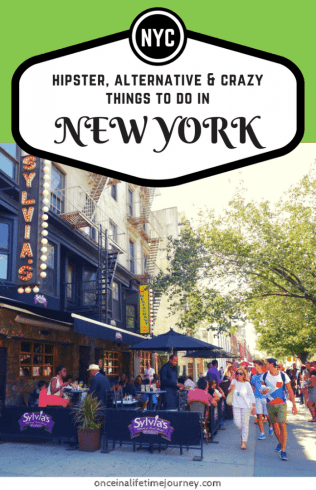 crazy things to do in New York