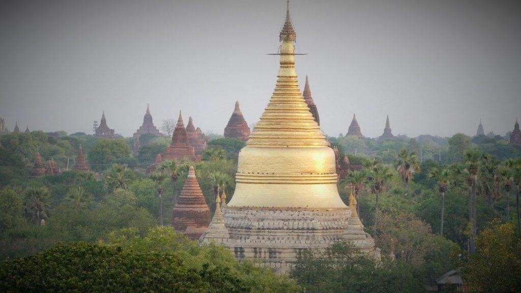 Drone in Myanmar