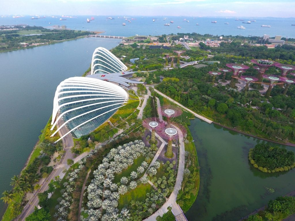 Drone in Singapore