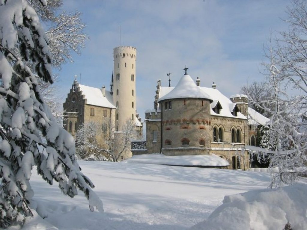 Liechtenstein castle
